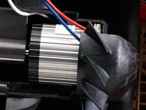 Эффективный бесщеточный двигатель