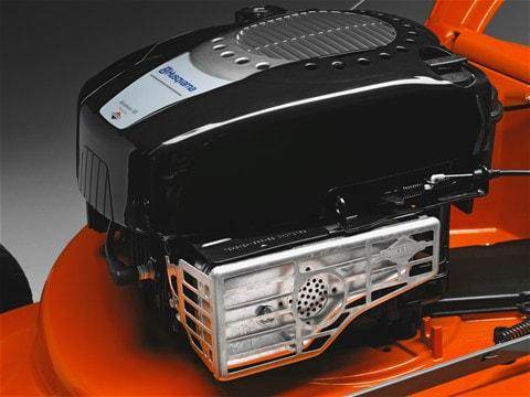 Двигатель Briggs & Stratton с функцией легкого запуска ReadyStart